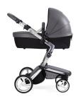 wózki dziecięce - Podstawowy zestaw uzupełniający do Mima Xari - Cool Grey