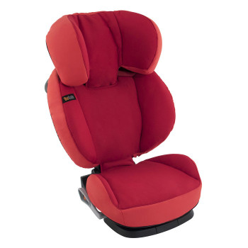 foteliki  samochodowe - Fotelik samochodowy Besafe iZi Up X3 - rubinowa czerwień - 70