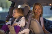 Fotelik samochodowy BeSafe iZi Modular i-Size - czarny melange - 01