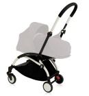 wózki  dziecięce - Wózek Babyzen YOYO+ - rama biała