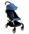 wózki  dziecięce - Zestaw kolorystyczny do siedziska Babyzen YOYO+ 6+ - niebieski