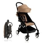 wózki  dziecięce - Zestaw kolorystyczny do siedziska Babyzen YOYO+ 6+ - cappucino
