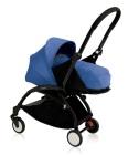 wózki  dziecięce - Zestaw kolorystyczny do gondoli Babyzen YOYO+ 0+ - niebieski