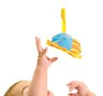 do wózka - Łuk muzyczny z zabawkami - Natura