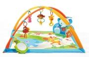 maty edukacyjne - Gimnastyka dla bobasa z pałąkami - Muzyczni Przyjaciele