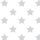 śpiworki i otulacze - Otulacz SwaddleMe - rozmiar L - biały w szare gwiazdki - ETAP 2