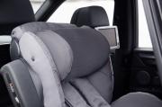 foteliki  samochodowe - Fotelik samochodowy BeSafe iZi Kid X2 i-Size - zachód słońca - 07