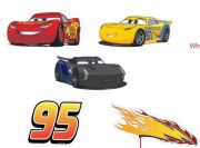 2-LAYERS WALL DECORATION CARS GROUP