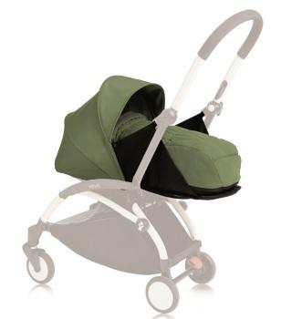 wózki  dziecięce - Zestaw kolorystyczny do gondoli Babyzen YOYO+ 0+ - miętowy