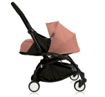 wózki dziecięce - Zestaw kolorystyczny do gondoli Babyzen YOYO+ 0+ - imbirowy