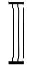 Rozszerzenie bramki bezpieczeństwa Liberty - 18cm (wys. 76cm) - czarne