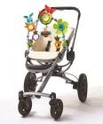 do wózka - Łuk z zabawkami - Zabawa na łące