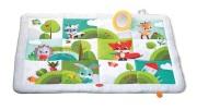 maty edukacyjne - Mata interaktywna Gigant - Zabawa na łące