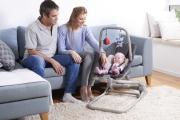 leżaczki - Leżaczek - krzesełko 3w1 Close to Me - Luxe