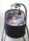 leżaczki - Wielofunkcyjny leżaczek-bujaczek-łóżeczko 3w1 - Luxe