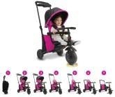 Smart Trike Składany rowerek Folding Trike™ 500 7w1 - różowy
