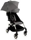 wózki - akcesoria - Parasolka do wózka Babyzen - czarna