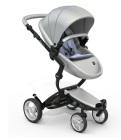 wózki dziecięce - Uzupełniający zestaw startowy do wózka mima Xari - Pixel Blue