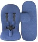 Zestaw kolorystyczny do wózka mima Xari - Denim Blue