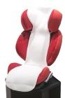 Wkładka antypotowa do fotelika samochodowego 15-36 kg - biała