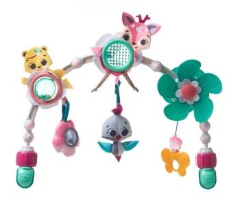 Łuk z zabawkami - Świat Małej Księżniczki