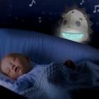 Projektor/Pozytywka/Lampka z sensorem płaczu - Jeżyk Marie