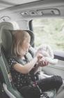 foteliki  samochodowe - ZESTAW Fotelik samochodowy iZi Go Modular+iZi Modular-leśna zieleń 10