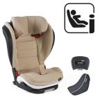 Fotelik samochodowy BeSafe iZi Flex FIX i-Size - kość słoniowa - 03