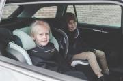 foteliki  samochodowe - Fotelik samochodowy BeSafe iZi Flex FIX i-Size - morska zieleń - 09