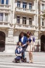wózki dziecięce - Podstawowy zestaw uzupełniający do Mima Xari - Royal Blue