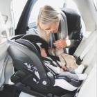 foteliki  samochodowe - Fotelik samochodowy BeSafe iZi Go Modular i-Size WE-czarny melange-01