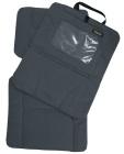 Ochraniacz fotela samochodowego z kieszonką na tablet - antracyt
