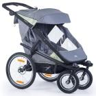 Wózek wielofunkcyjny / przyczepka rowerowa Joggster Velo - szary