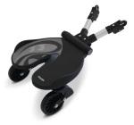 Dostawka do wózka dla starszego dziecka - czarny/szary