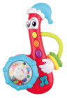 Zabawka muzyczna Saksofon