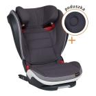 Fotelik samochodowy BeSafe iZi Flex S Fix - metaliczny melange - 02
