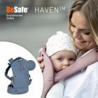 Nosidełko dla dziecka BeSafe Haven - Premium - niebieski
