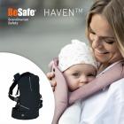 Nosidełko dla dziecka BeSafe Haven - Basic - czarne
