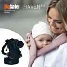 Nosidełko dla dziecka BeSafe Haven - Premium - czarne