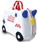 Jeżdżąca walizeczka - Ambulans Abbie