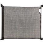Bramka zabezpieczająca Roll Up W:140cmxH:86,5cm czarna (karton szary)