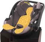 Wkładka antypotowa do fotelika samochodowego 0-13 kg - żółta