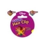 Świecące Spinki do włosów - Księżniczka