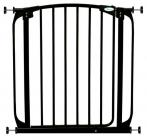 Bramka bezpieczeństwa Chelsea (W: 71-80cm x H: 75cm) - czarna