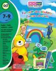Interaktywna Książka z serii Crocopen - Zabawa słowami 7-9 lat