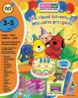 Interaktywna Książka z serii Crocopen - Wizualne Przygody 3-5 lat