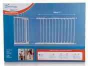 bramki bezpieczeństwa - rozszerzenia - Rozszerzenie bramki bezpieczeństwa Chelsea - 1m (wys. 75cm) - białe
