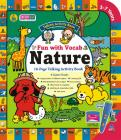 Książka interaktywna z grami Crocopen - Zabawa słowami - Natura