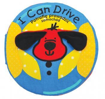 edukacyjne - Moja pierwsza książeczka - Potrafię prowadzić samochód
