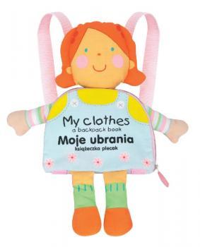 edukacyjne - Moja pierwsza książeczka - Moje ubrania